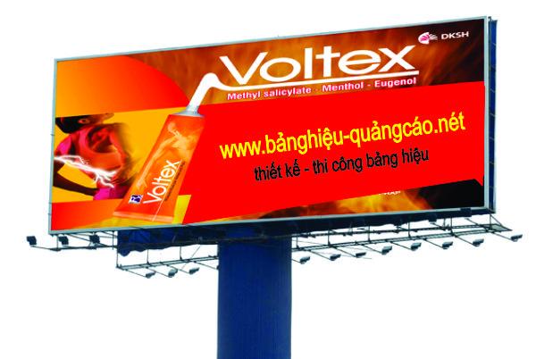 Pano quảng cáo bảng hiệu