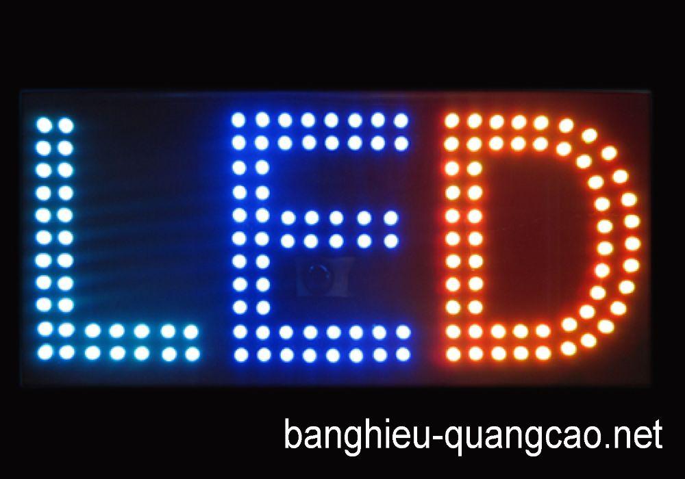 Thi công thiết kế LED