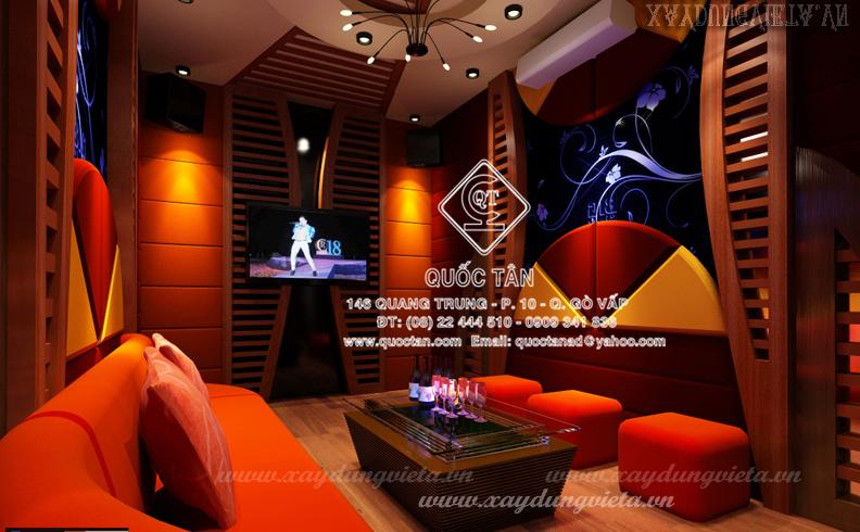 200 Mẫu phòng karaoke tham khảo hiện đại nhất