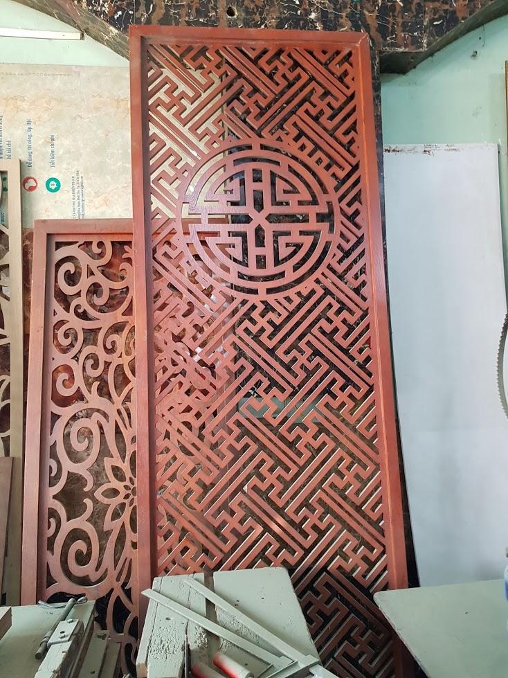 200 Mẫu Vách Ngăn CNC Bảng báo giá vách cnc gỗ