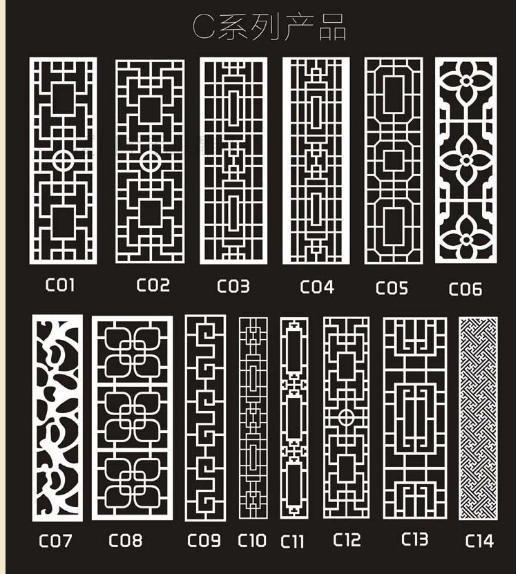 Nhận khắc cắt CNC trang trí trên mọi chất liệu