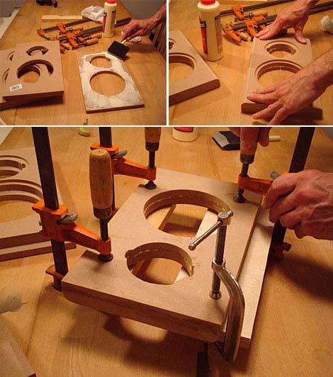 cắt ván thùng loa