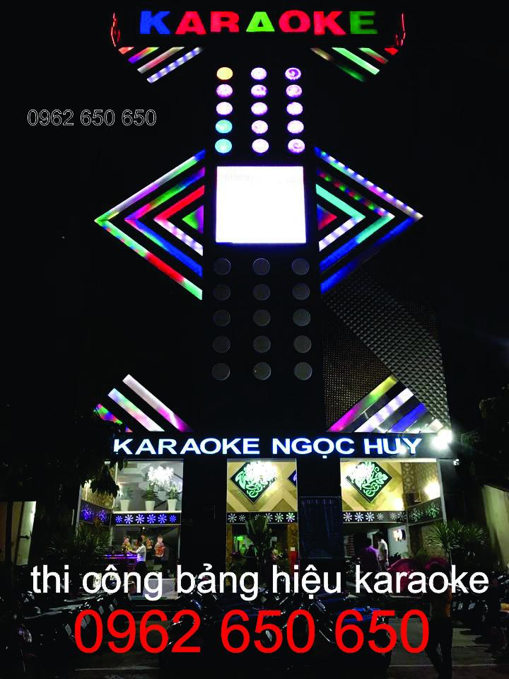 bang hieu ngoc huy karaoke