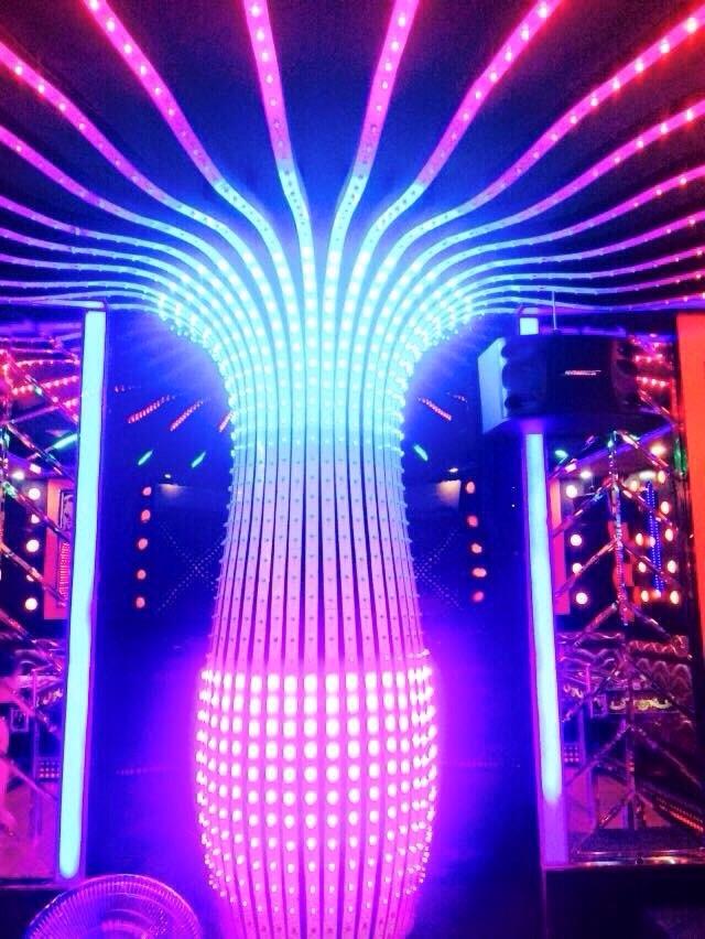 đèn Led cho phòng Karaoke
