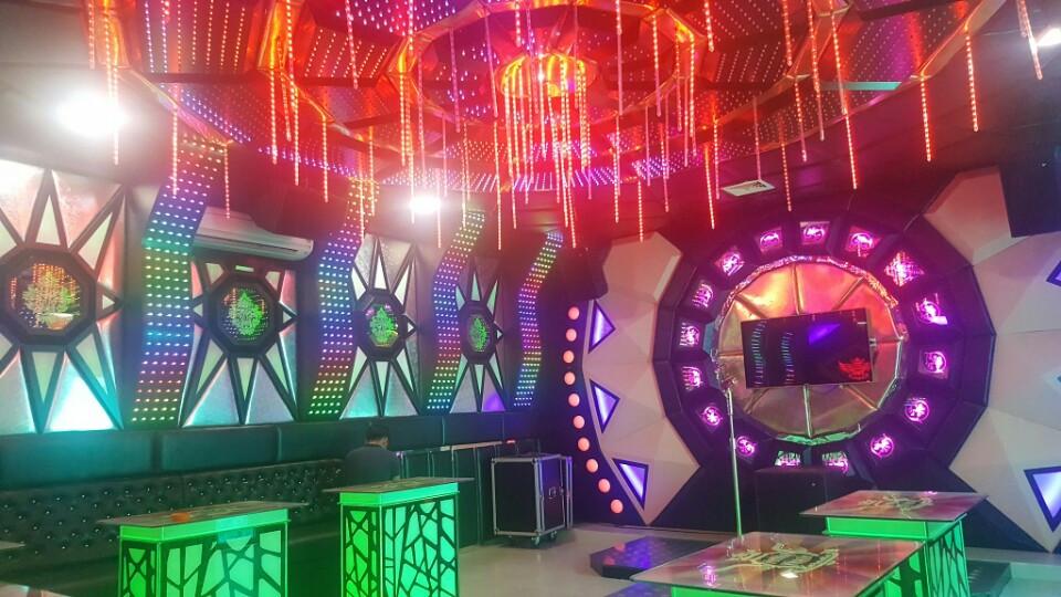 Mạch led phòng karaoke