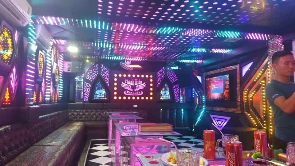 Mẫu phòng karaoke đẹp  2017 - 12