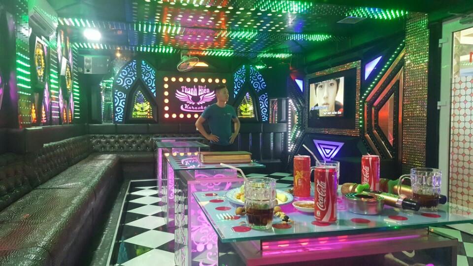 Mẫu phòng karaoke đẹp  Nghệ An