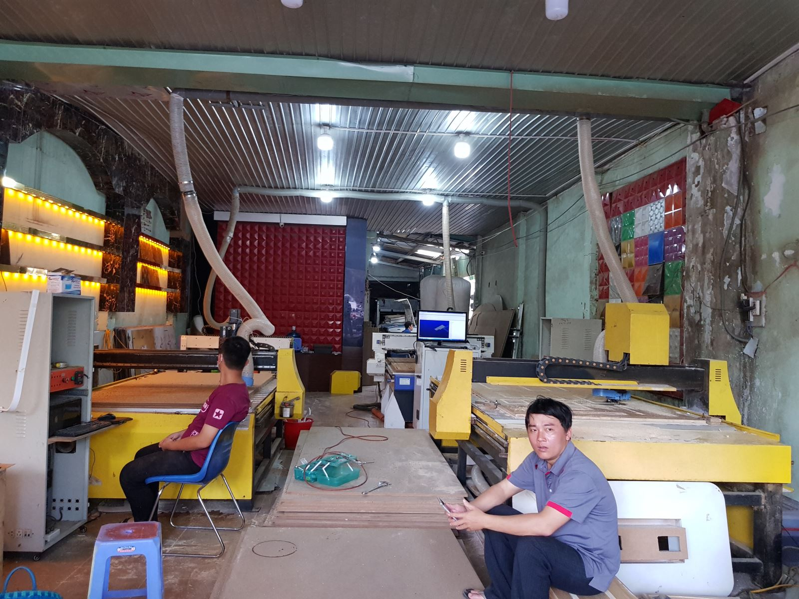 Cắt CNC hoa văn khu vực Nguyễn Kiệm Gò Vấp Hồ Chí Minh