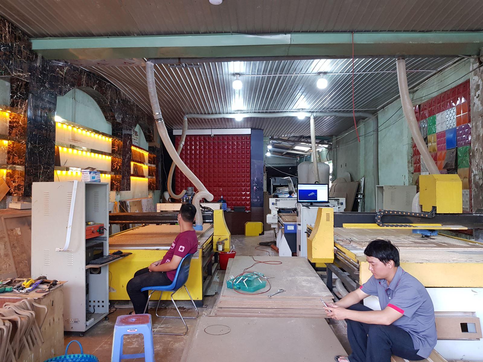 xưởng cắt cnc tại cầu an lộc